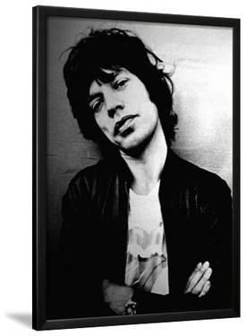Mick Jagger-London 1975