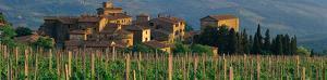 Castello di Volpaia by Mick Rock