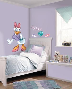 Mickey & Friends - Daisy Duck Peel & Stick Giant Wall Decal