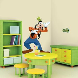 Mickey & Friends - Goofy Peel & Stick Giant Wall Decal