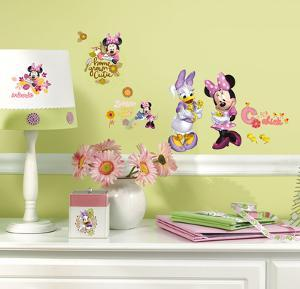 Mickey & Friends - Minnie Mouse Barnyard Cuties Peel & Stick Wall Decals
