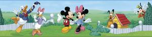 Mickey & Friends Peel & Stick Border Wall Decal