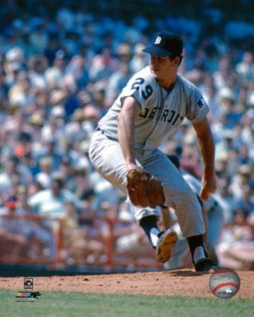 Mickey Lolich Action