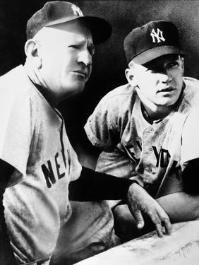 Mickey Mantle (1931-1995)