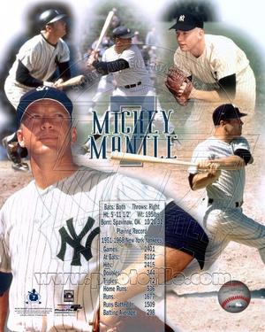Mickey Mantle Legends