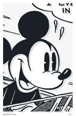 Mickey Mouse - Art Deco