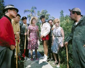 Mickey Rooney, It's a Mad Mad Mad Mad World (1963)