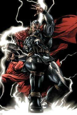 Thor No.607 Cover: Thor by Mico Suayan
