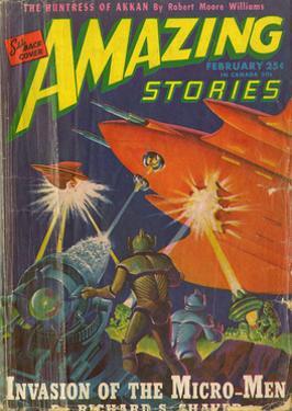 Micro-Men Invasion 1946