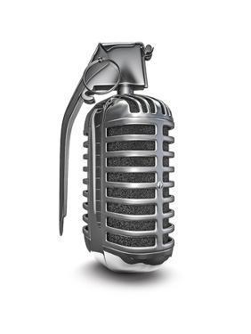 Microphone Grenade