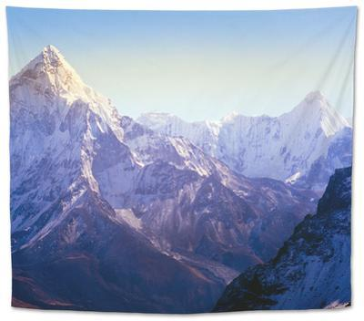 Himalaya Mountains by Microstock Man