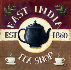 East India Tea Shop by Mid Gordon