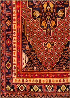 Middle Eastern Rug III