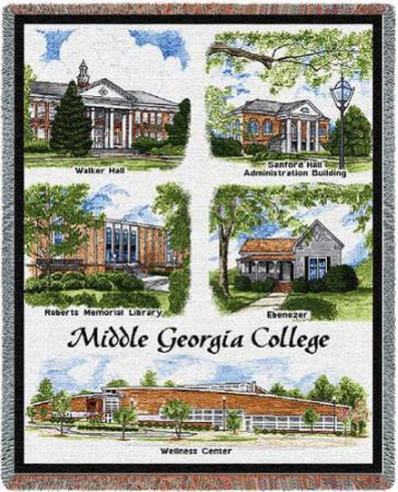 Middle Georgia College, Collage