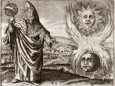 Hermes Trismegistus, Classical God