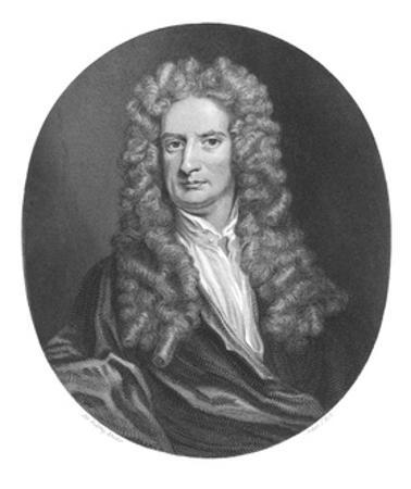 Issac Newton, English Physicist