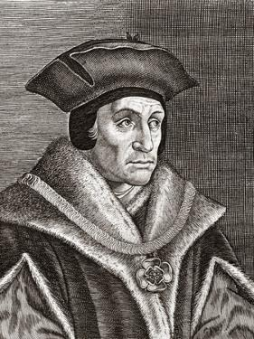 Sir Thomas More, English Statesman by Middle Temple Library