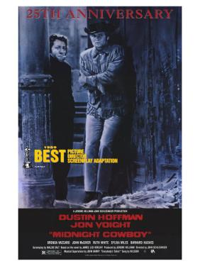 Midnight Cowboy, 25th Anniversary, 1969