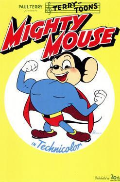 Mighty Mouse, 1943