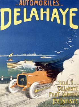 Auto Delahaye by Miguel Andujo
