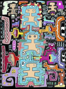 Circuits XII by Miguel Balbás