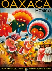 Image result for Mexico City antique posters