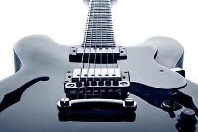 Blues Guitar Dream by MIGUEL GARCIA SAAVED