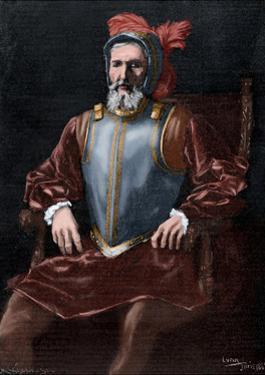 Miguel Lopez De Legazpi (1503-1572)