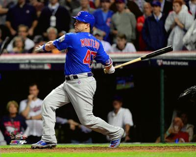 Miguel Montero RBI Single Game 7 of the 2016 World Series