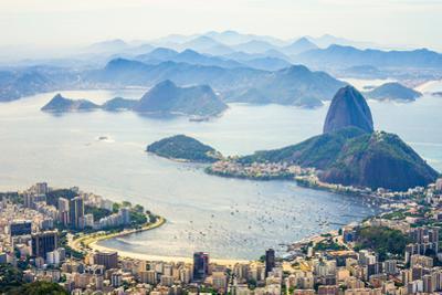 Rio De Janeiro by Mihai Simonia