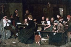 Untitled, C1864-1900 by Mihaly Munkacsy