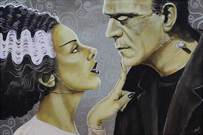 Flirtationship by Mike Bell