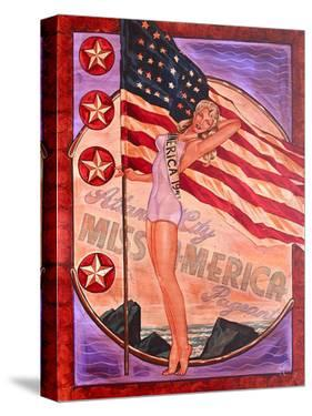 Miss America by Mike Bell