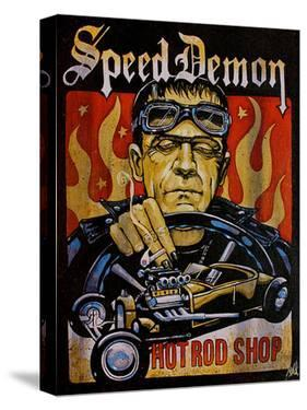 Speed Demon by Mike Bell