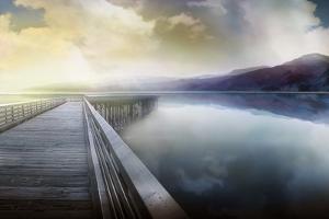Hazy Morning by Mike Calascibetta
