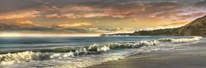 Warm Sunset by Mike Calascibetta