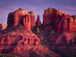 Cathedral Rock of Sedona, Arizona by Mike Cavaroc