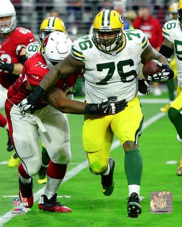 Mike Daniels 2015 Action