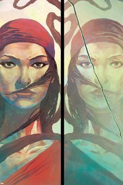 Elektra #1 Featuring Electra by Mike Del Mundo