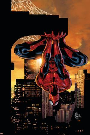 Amazing Spider-Man Family No.2 Cover: Spider-Man by Mike Deodato