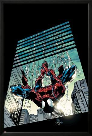 Amazing Spider-Man No.514 Cover: Spider-Man by Mike Deodato