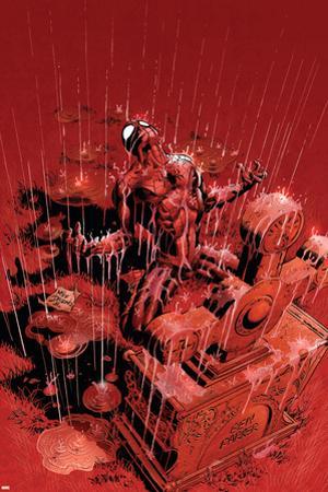 Amazing Spider-Man No.525 Cover: Spider-Man Fighting