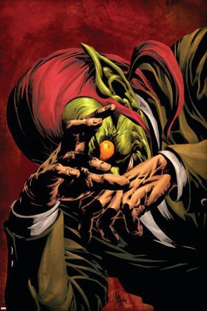 Dark Avengers No.5 Cover: Green Goblin