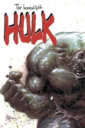 Incredible Hulk No.67 Cover: Hulk Fighting