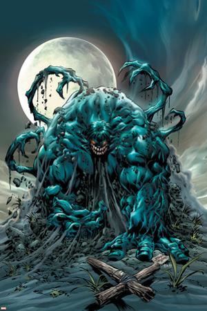 Incredible Hulk No.69 Cover: Hulk by Mike Deodato