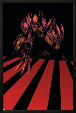 Wolverine Annual No.2 Cover: Wolverine by Mike Deodato