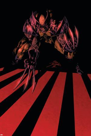 Wolverine Annual No.2 Cover: Wolverine