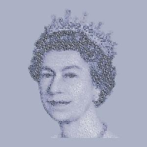 Her Majesty the Queen by Mike Edwards