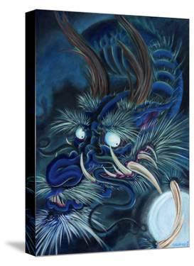 Blue Dragon by Mike Godfrey
