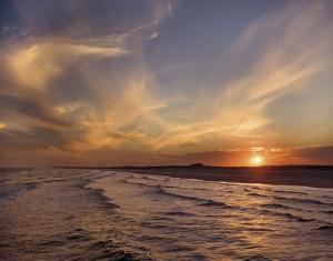 Corpus Christi Sunset by Mike Jones